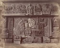 Buddhist sculptures from the Swat Valley 10031167